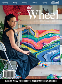 The 2016 issue of The Wheel magazine (Issue 28)