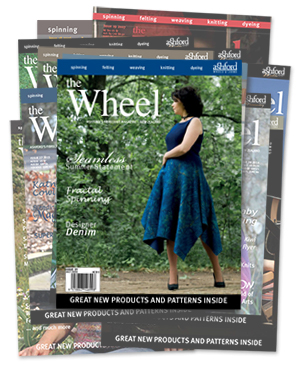Ashford Handicrafts The Wheel Magazine