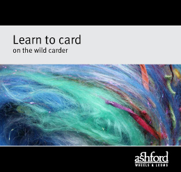 learn to card on the Wild Carder
