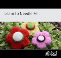 Learn to Needle Felt cover