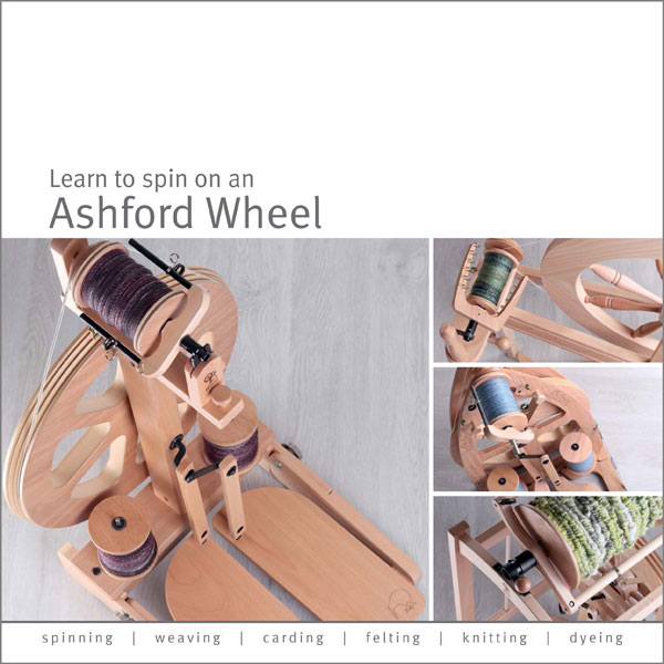 learn to spin booklet cover
