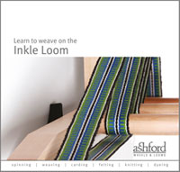 learn to weave booklet cover