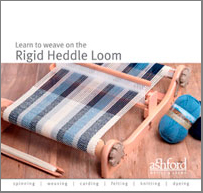 Learn to weave on the Rigid Heddle loom cover