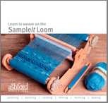 learn to weave on the sampleit loom cover