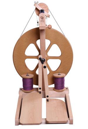 ashford handicrafts the all new kiwi 2 spinning wheel. Black Bedroom Furniture Sets. Home Design Ideas