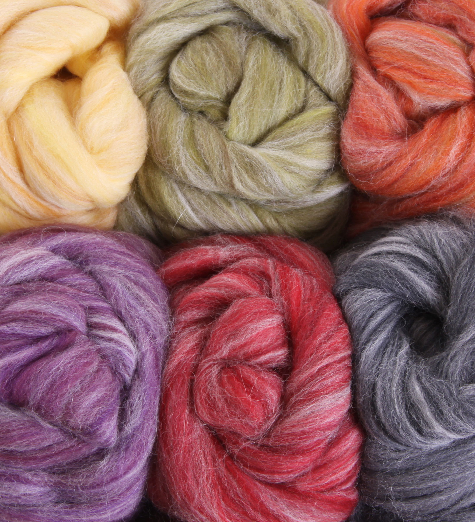Felting Baby Alpaca Silk Fiber Blend Blending and Other Fiber Crafts Natural White Luxuriously Soft Combed Top Wool Roving for Spinning