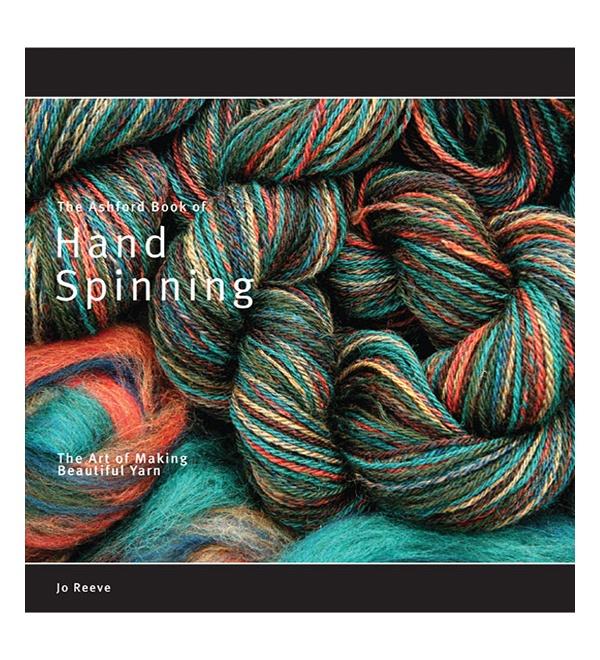 ashford handicrafts - ashford book of hand spinning